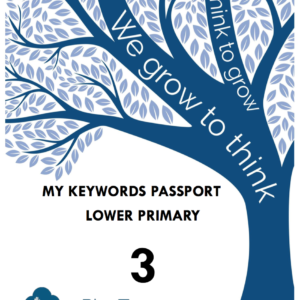 Primary 3 Science – My Keywords Passport