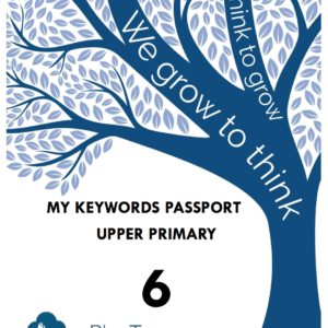 Primary 6 Science – My Keywords Passport