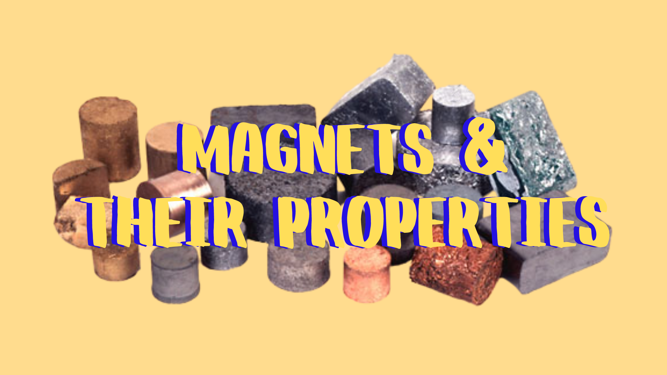 Read more about the article Are all metals magnetic? Is copper magnetic?