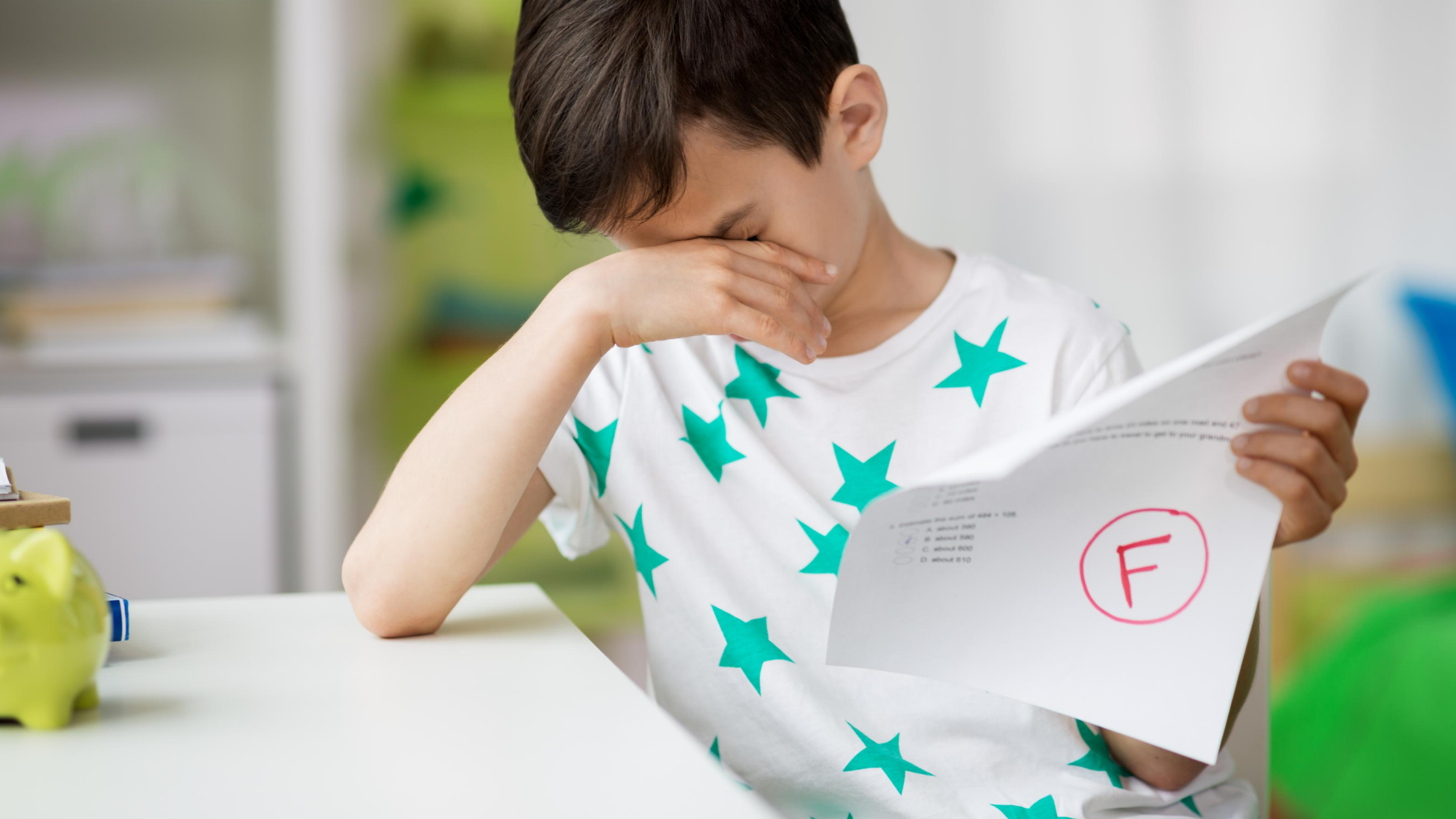 P4 to P5: Why did my child grades drop so drastically?